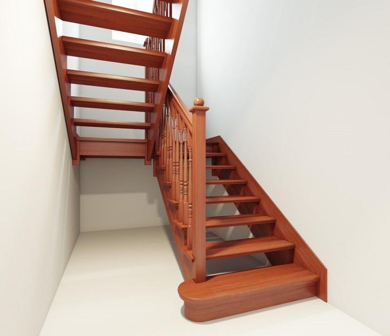 Г образные лестницы