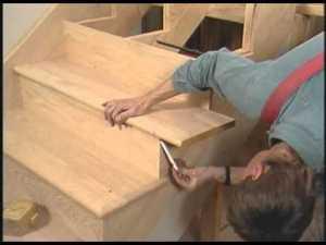 Деревянная лестница, особенности конструкции